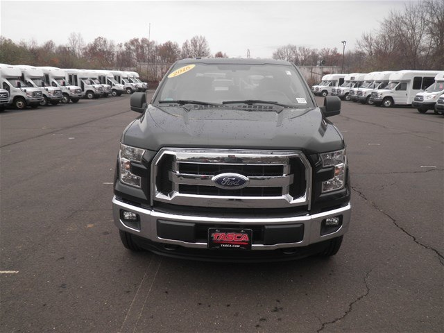2016 F-150 SuperCrew Cab 4x4,  Pickup #H3318 - photo 3