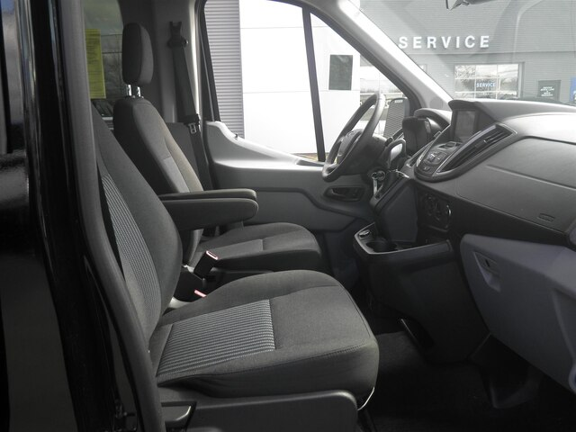 2019 Transit 350 Med Roof 4x2, Passenger Wagon #H3696 - photo 15