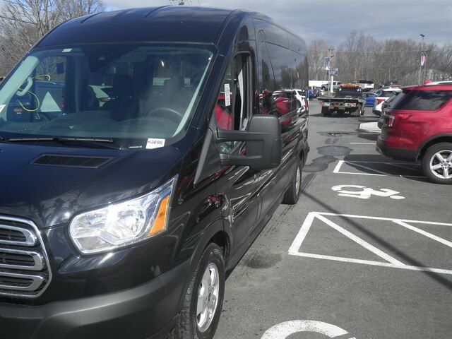 2019 Transit 350 Med Roof 4x2, Passenger Wagon #H3696 - photo 4