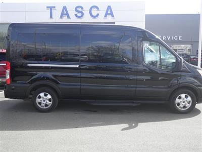 2019 Transit 350 Med Roof 4x2, Passenger Wagon #H3696 - photo 8