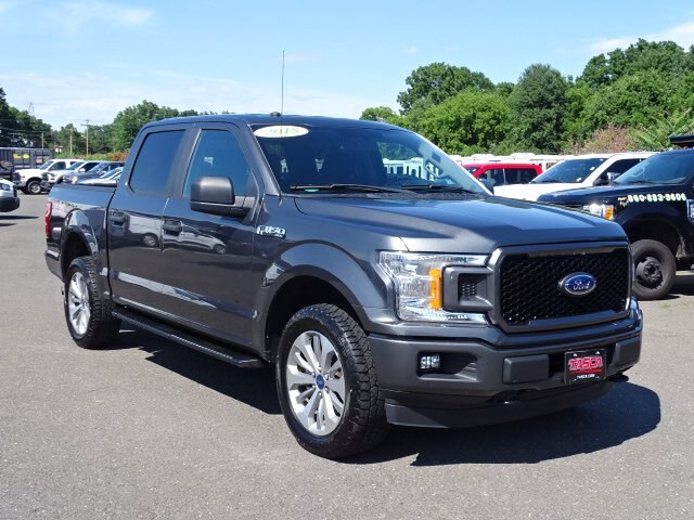 2018 Ford F-150 SuperCrew Cab 4x4, Pickup #H3732 - photo 1