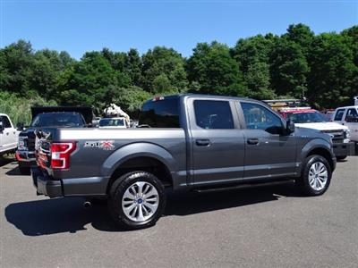 2018 Ford F-150 SuperCrew Cab 4x4, Pickup #H3732 - photo 4