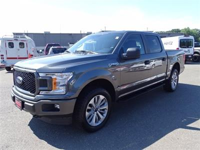 2018 Ford F-150 SuperCrew Cab 4x4, Pickup #H3732 - photo 7