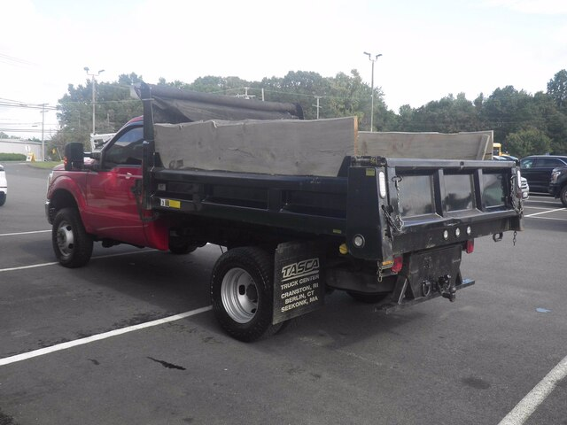 2015 Ford F-350 Regular Cab DRW 4x4, Dump Body #H3773 - photo 1