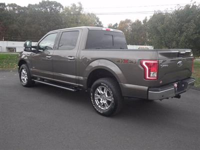 2016 Ford F-150 SuperCrew Cab 4x4, Pickup #H3817 - photo 2