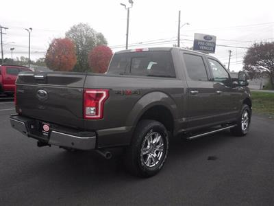 2016 Ford F-150 SuperCrew Cab 4x4, Pickup #H3817 - photo 9