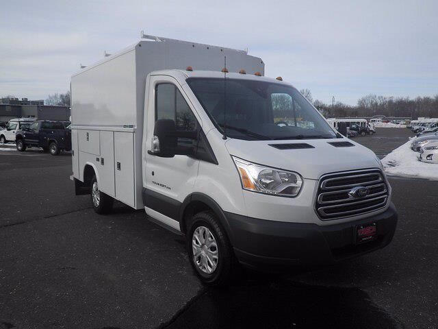 2015 Ford Transit 250 4x2, Reading Service Utility Van #H3893 - photo 1