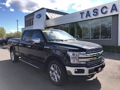 2018 Ford F-150 SuperCrew Cab 4x4, Pickup #H3932 - photo 1