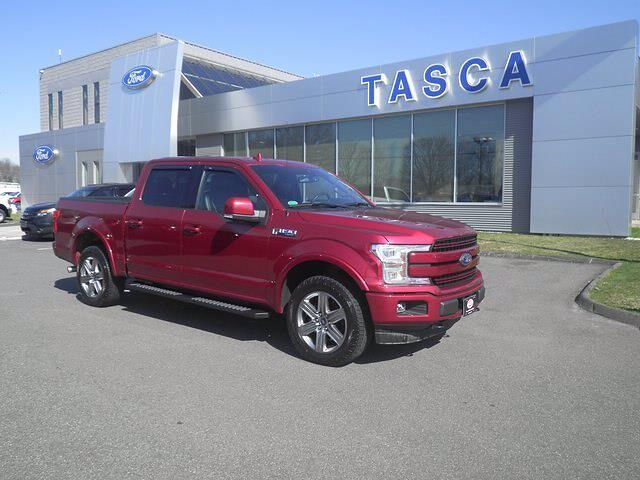2018 Ford F-150 SuperCrew Cab 4x4, Pickup #H3941 - photo 1
