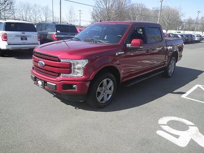 2018 Ford F-150 SuperCrew Cab 4x4, Pickup #H3941 - photo 4