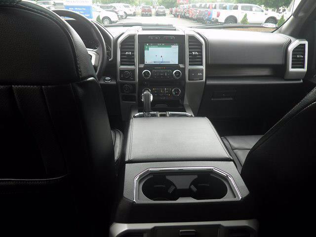 2017 Ford F-150 SuperCrew Cab 4x4, Pickup #H3965 - photo 16