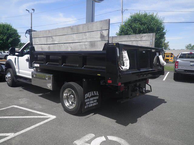 2019 F-550 Regular Cab DRW 4x4,  Dump Body #H3978 - photo 6