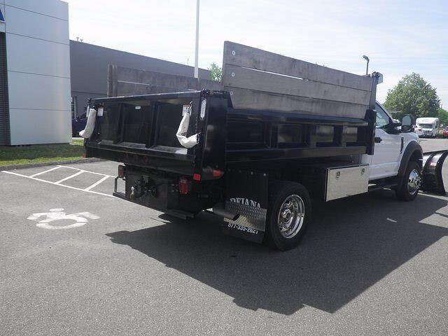 2019 F-550 Regular Cab DRW 4x4,  Dump Body #H3978 - photo 2