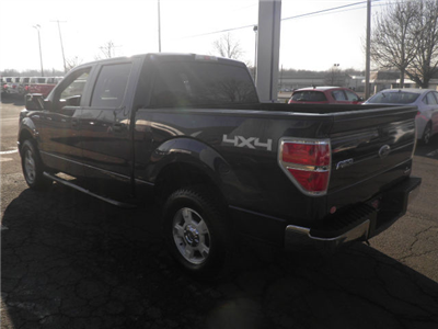 2011 F-150 Super Cab 4x4, Pickup #HCR2105FD - photo 2