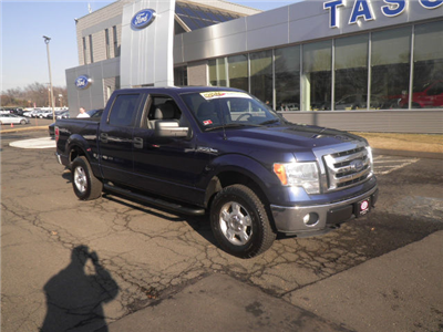 2011 F-150 Super Cab 4x4, Pickup #HCR2105FD - photo 4