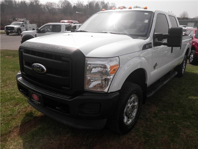 2011 F-250 Crew Cab 4x4,  Pickup #HP8519A - photo 3