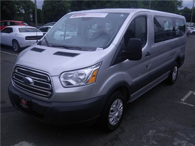 2017 Transit 150 Low Roof 4x2,  Passenger Wagon #HP8619 - photo 4