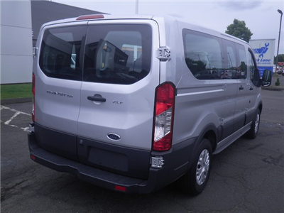 2017 Transit 150 Low Roof 4x2,  Passenger Wagon #HP8619 - photo 2