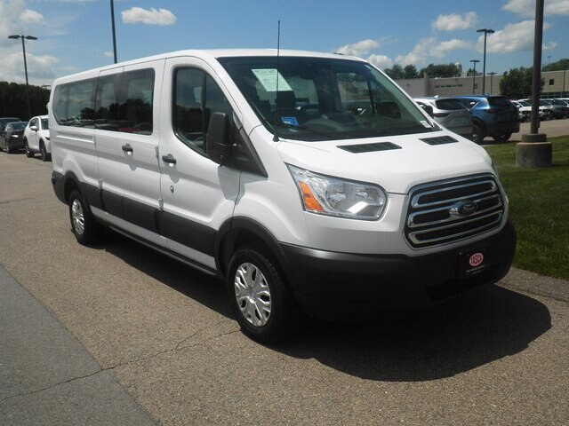 2019 Ford Transit 350 Low Roof RWD, Passenger Wagon #HPX9103 - photo 1