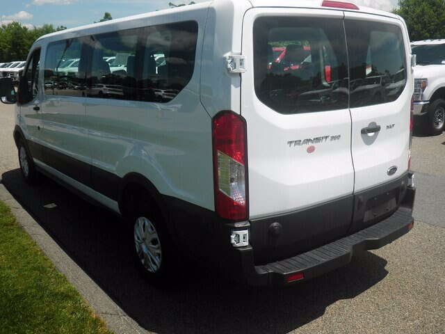2019 Ford Transit 350 Low Roof RWD, Passenger Wagon #HPX9103 - photo 5