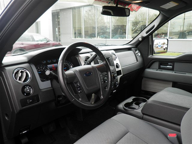 2014 F-150 Super Cab 4x4 Pickup #HX8190 - photo 11