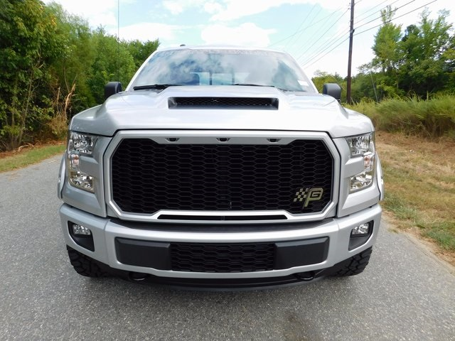 2016 F-150 SuperCrew Cab 4x4,  Pickup #167626 - photo 10