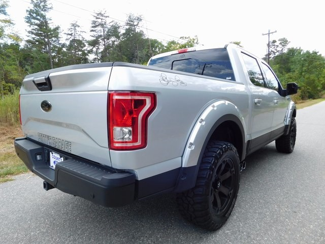 2016 F-150 SuperCrew Cab 4x4,  Pickup #167626 - photo 4