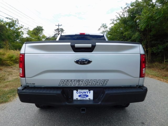 2016 F-150 Super Cab 4x4, Pickup #167626 - photo 8