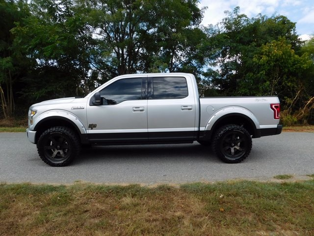 2016 F-150 SuperCrew Cab 4x4,  Pickup #167626 - photo 9