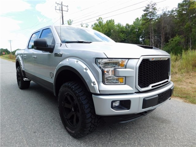 2016 F-150 SuperCrew Cab 4x4,  Pickup #167626 - photo 5