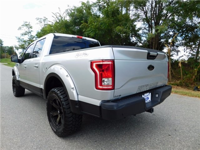 2016 F-150 SuperCrew Cab 4x4,  Pickup #167626 - photo 2