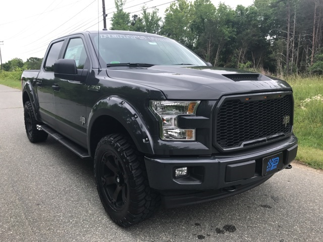 2017 F-150 Crew Cab 4x4 Pickup #177801 - photo 3