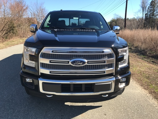 2017 F-150 Crew Cab 4x4, Pickup #177830 - photo 12