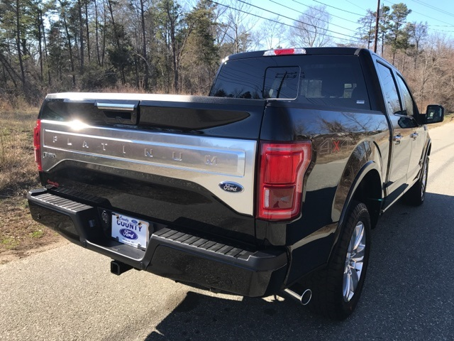 2017 F-150 Crew Cab 4x4, Pickup #177830 - photo 7