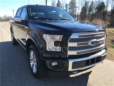 2017 F-150 Crew Cab 4x4, Pickup #177830 - photo 1