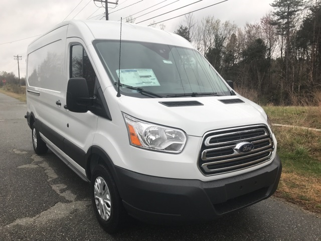 2017 Transit 150 Med Roof 4x2,  Empty Cargo Van #177876 - photo 3
