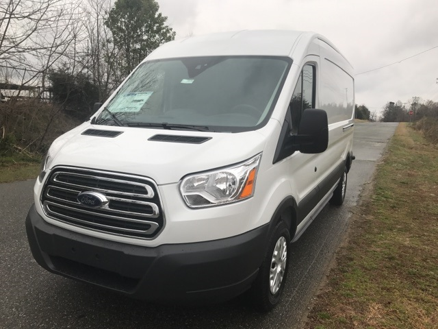 2017 Transit 150 Med Roof 4x2,  Empty Cargo Van #177876 - photo 20