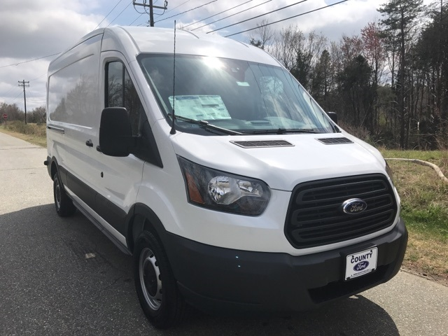 2017 Transit 250 Medium Roof Cargo Van #177897 - photo 4