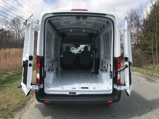 2017 Transit 250 Medium Roof Cargo Van #177897 - photo 2