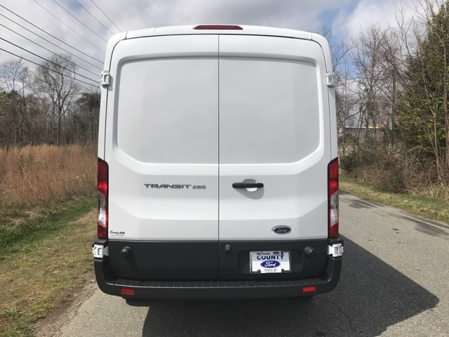 2017 Transit 250 Medium Roof Cargo Van #177897 - photo 8