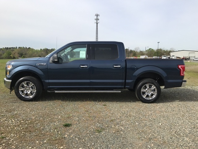 2017 F-150 Super Cab Pickup #177925 - photo 8