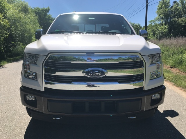 2017 F-150 Crew Cab 4x4 Pickup #177966 - photo 11