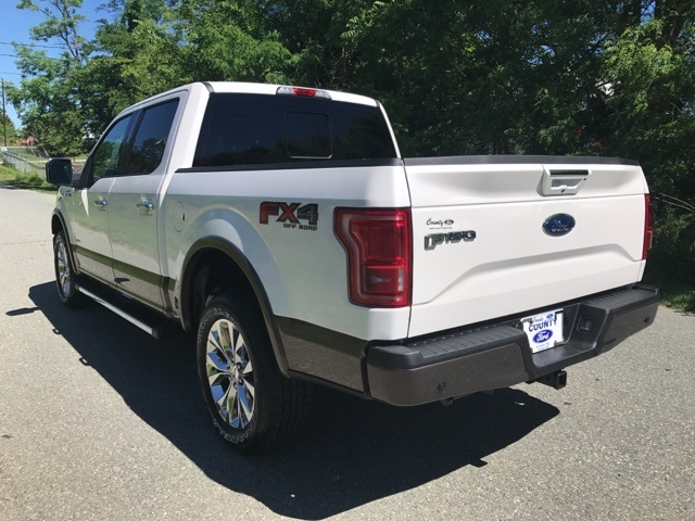 2017 F-150 Crew Cab 4x4 Pickup #177966 - photo 2