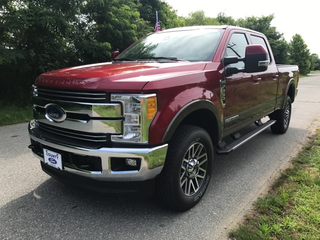 2017 F-250 Crew Cab 4x4 Pickup #177971 - photo 1