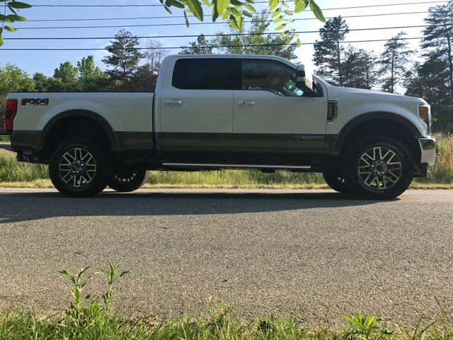 2017 F-250 Crew Cab 4x4 Pickup #177989 - photo 7
