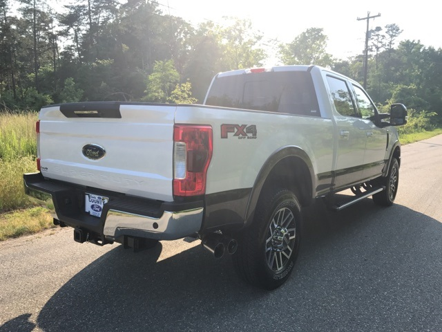2017 F-250 Crew Cab 4x4 Pickup #177989 - photo 8