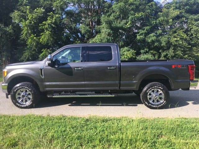 2017 F-250 Crew Cab 4x4 Pickup #178040 - photo 12
