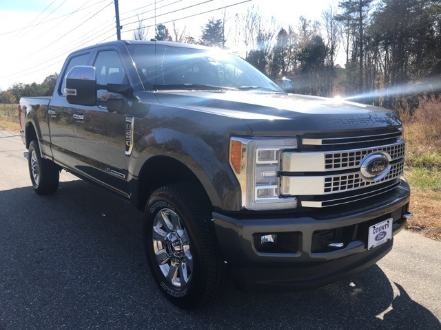 2017 F-250 Crew Cab 4x4 Pickup #178208 - photo 25