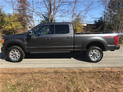 2017 F-250 Crew Cab 4x4 Pickup #178208 - photo 30