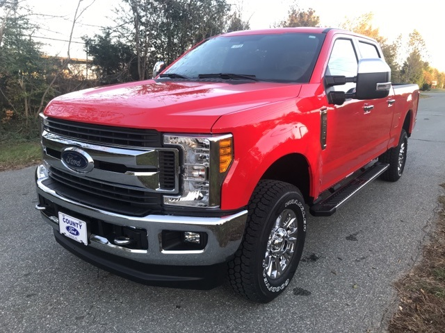 2017 F-250 Crew Cab 4x4 Pickup #178221 - photo 1